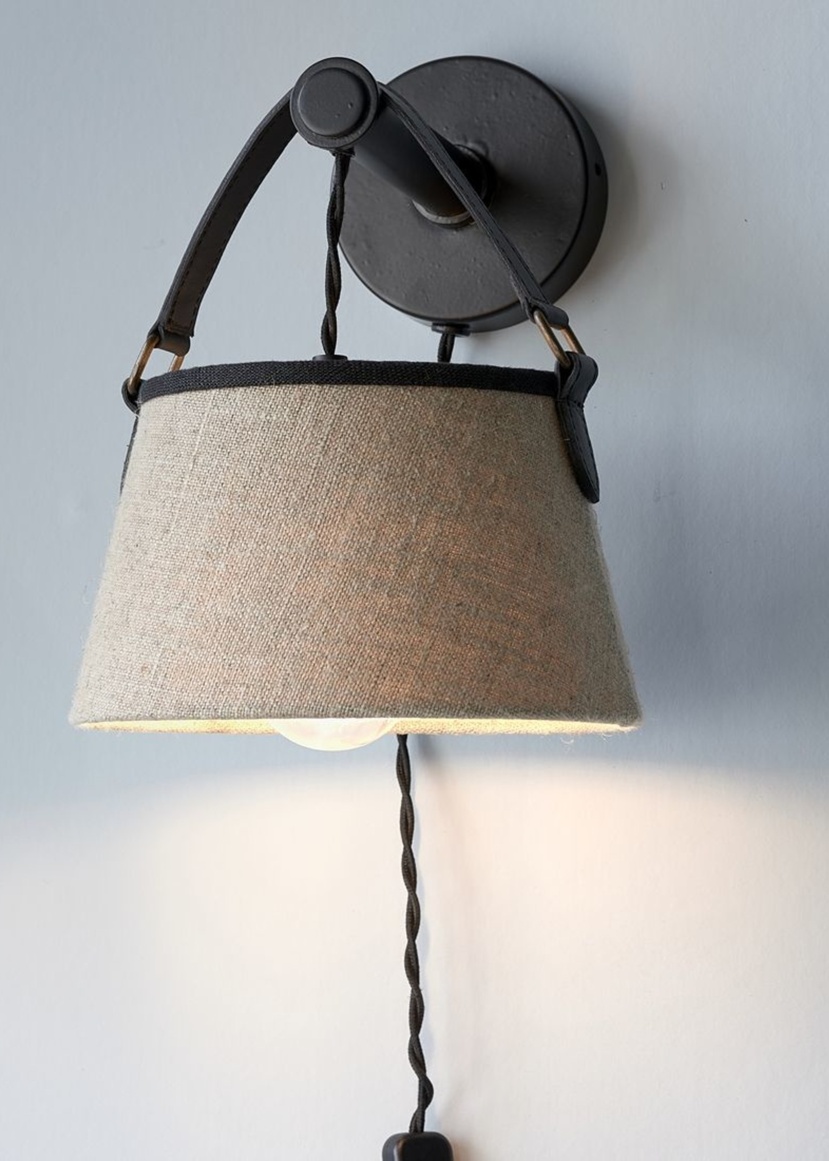Riviera Maison Harbor Buckle Wall Lamp