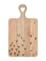 Riviera Maison Happy Hearts Chopping Board