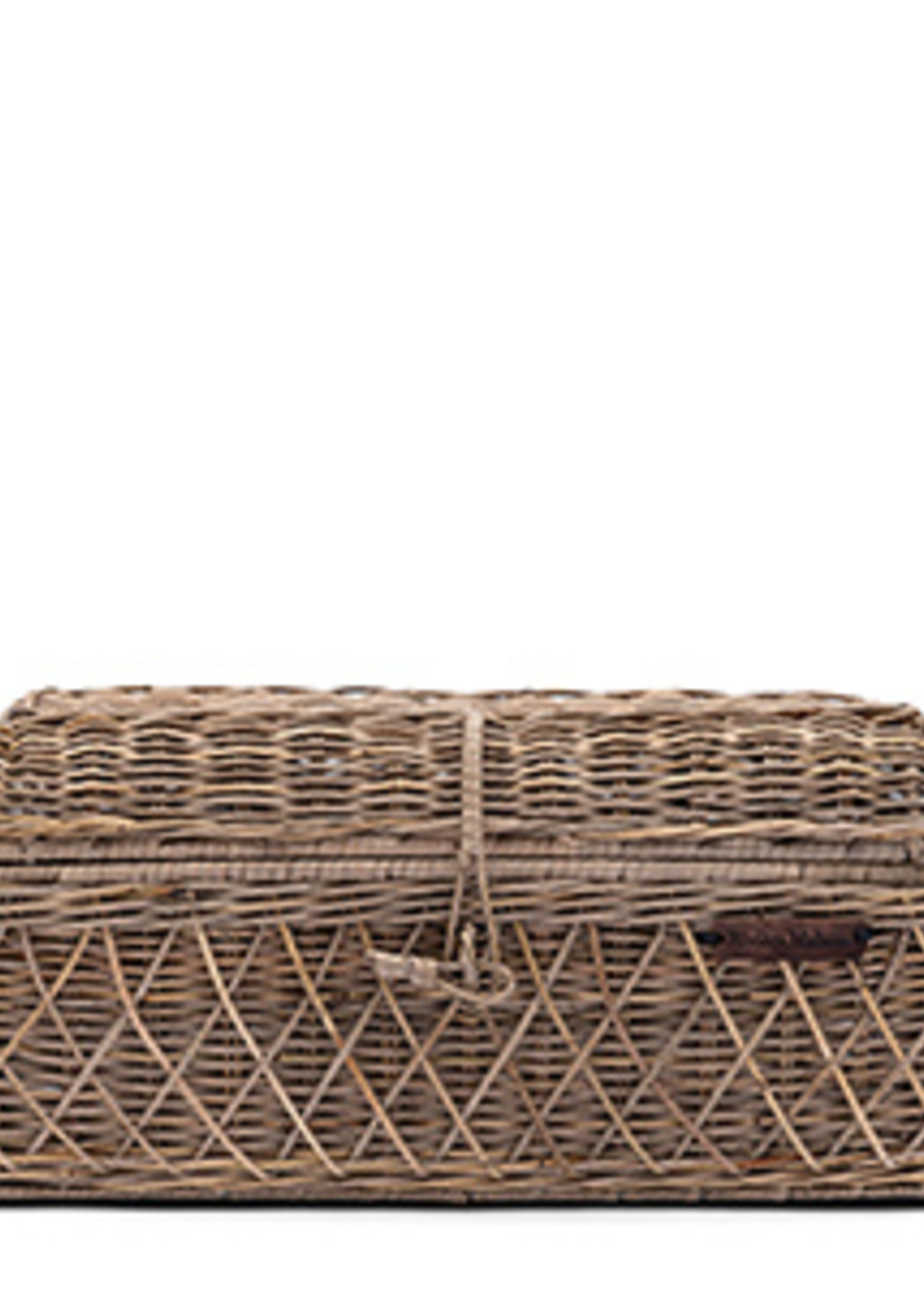 Riviera Maison RR Diamond Weave Bread Basket