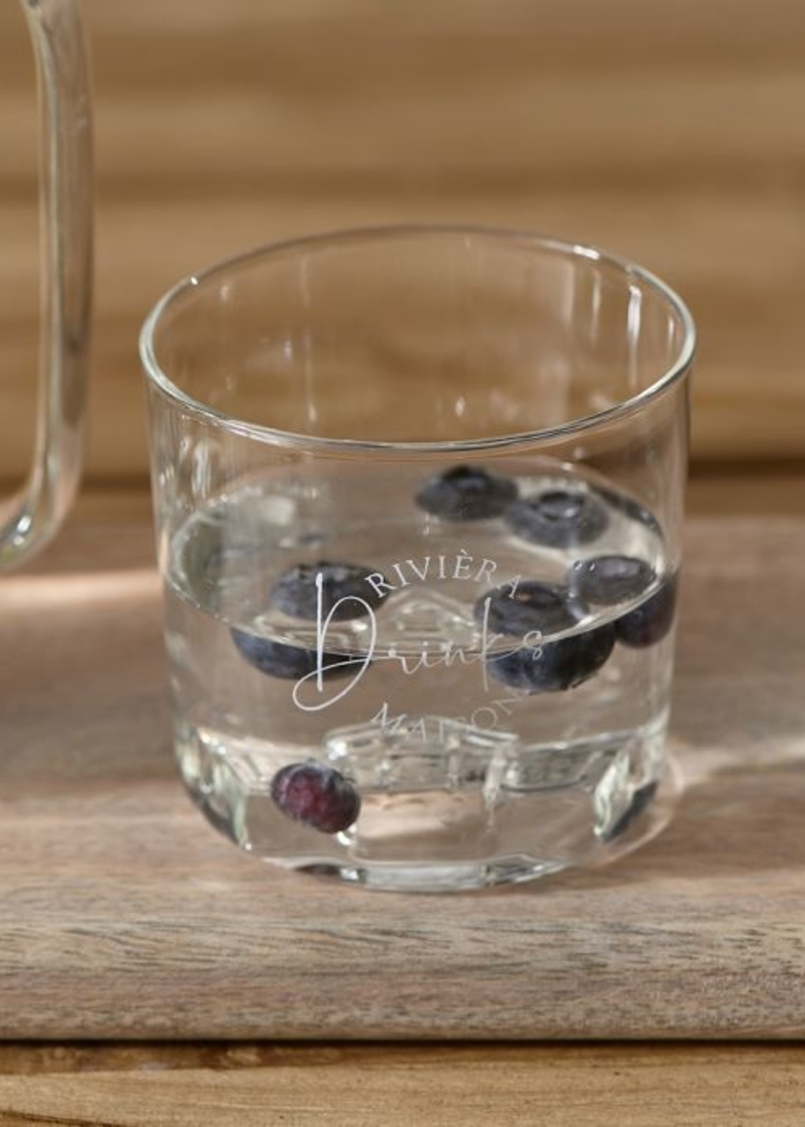 Riviera Maison RM Drinks Glass