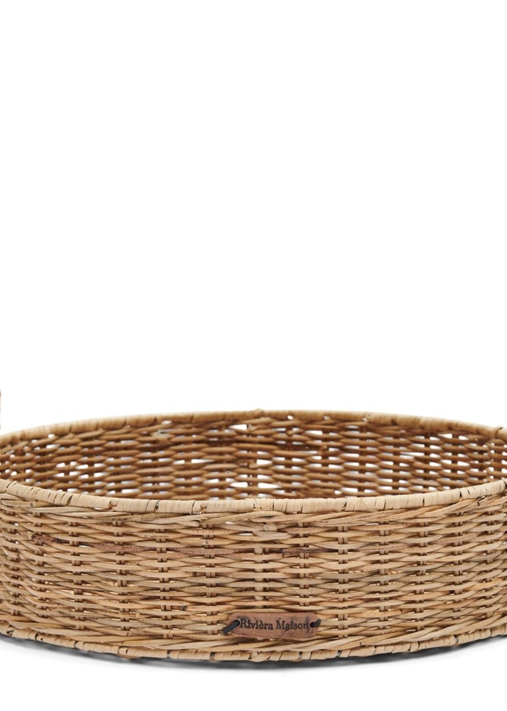 Riviera Maison Rustic Rattan RM 48 Round Tray