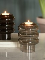 Riviera Maison Multiple Candle Holder Vase brown
