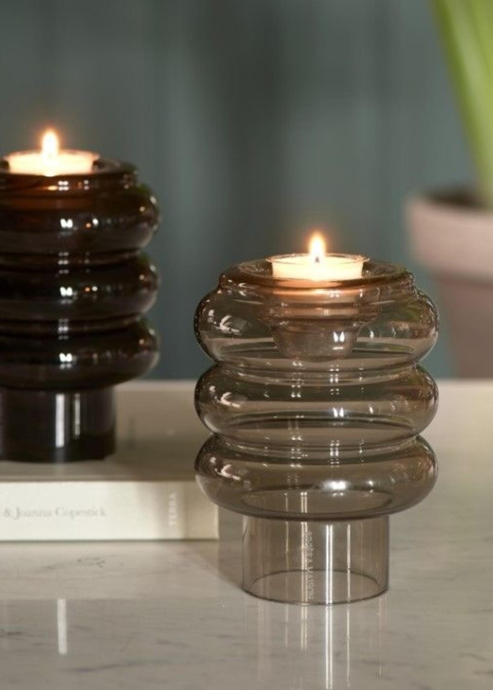 Riviera Maison Multiple Candle Holder Vase black