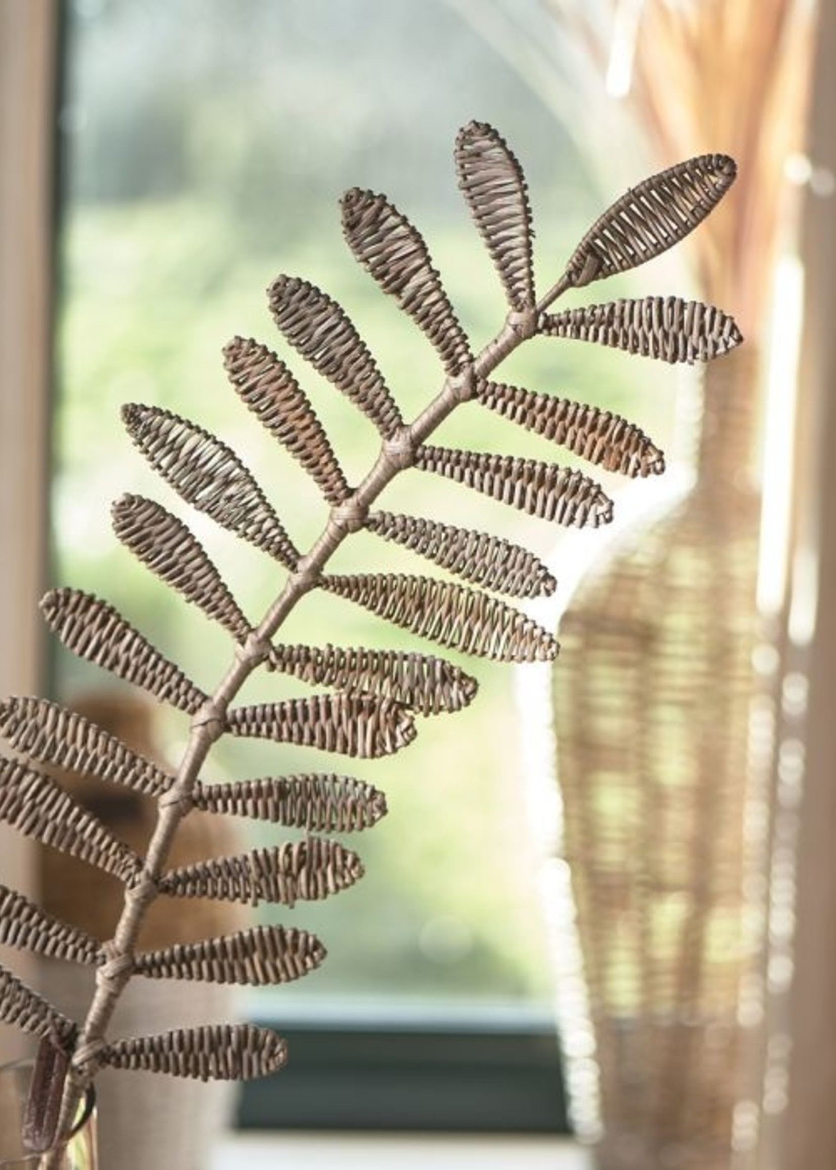 Riviera Maison Rustic Rattan Leaf Bamboo