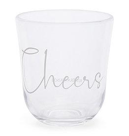 Riviera Maison Cheers To Summer Water Glass