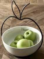 Riviera Maison Home Grown Fruit Bowl