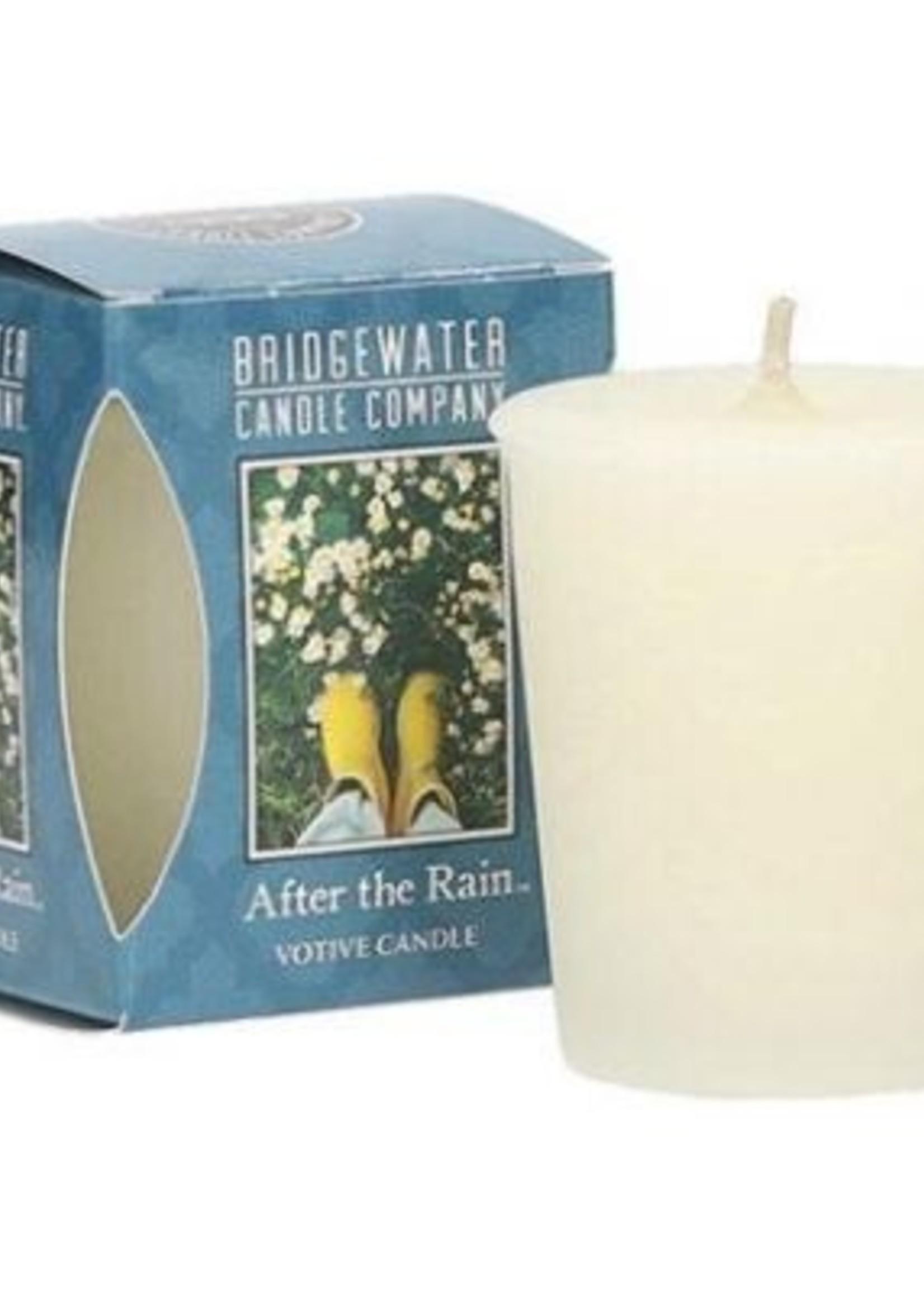 Bridgewater Votive Candle After the Rain