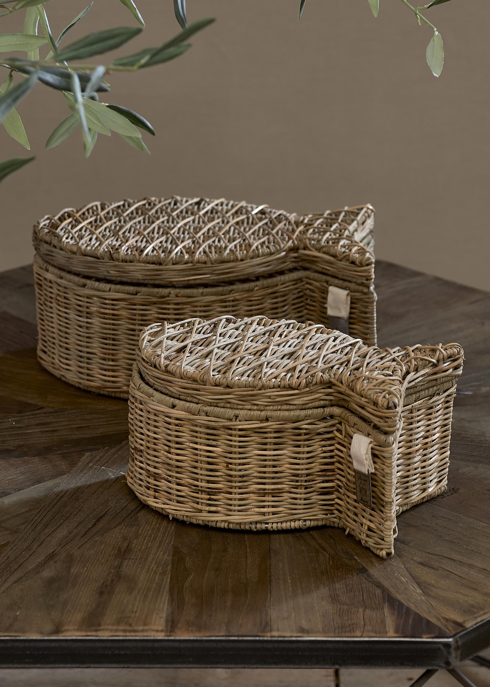 Riviera Maison RR Tropical Fish Basket M