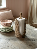 Riviera Maison RR Weave Kitchen Roll Holder
