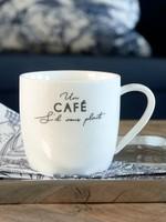 Riviera Maison S'il Vous Plaît Café Mug