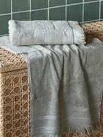 Riviera Maison Serene Towel stone 100x50