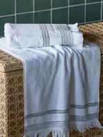 Riviera Maison Serene Towel white 100x50