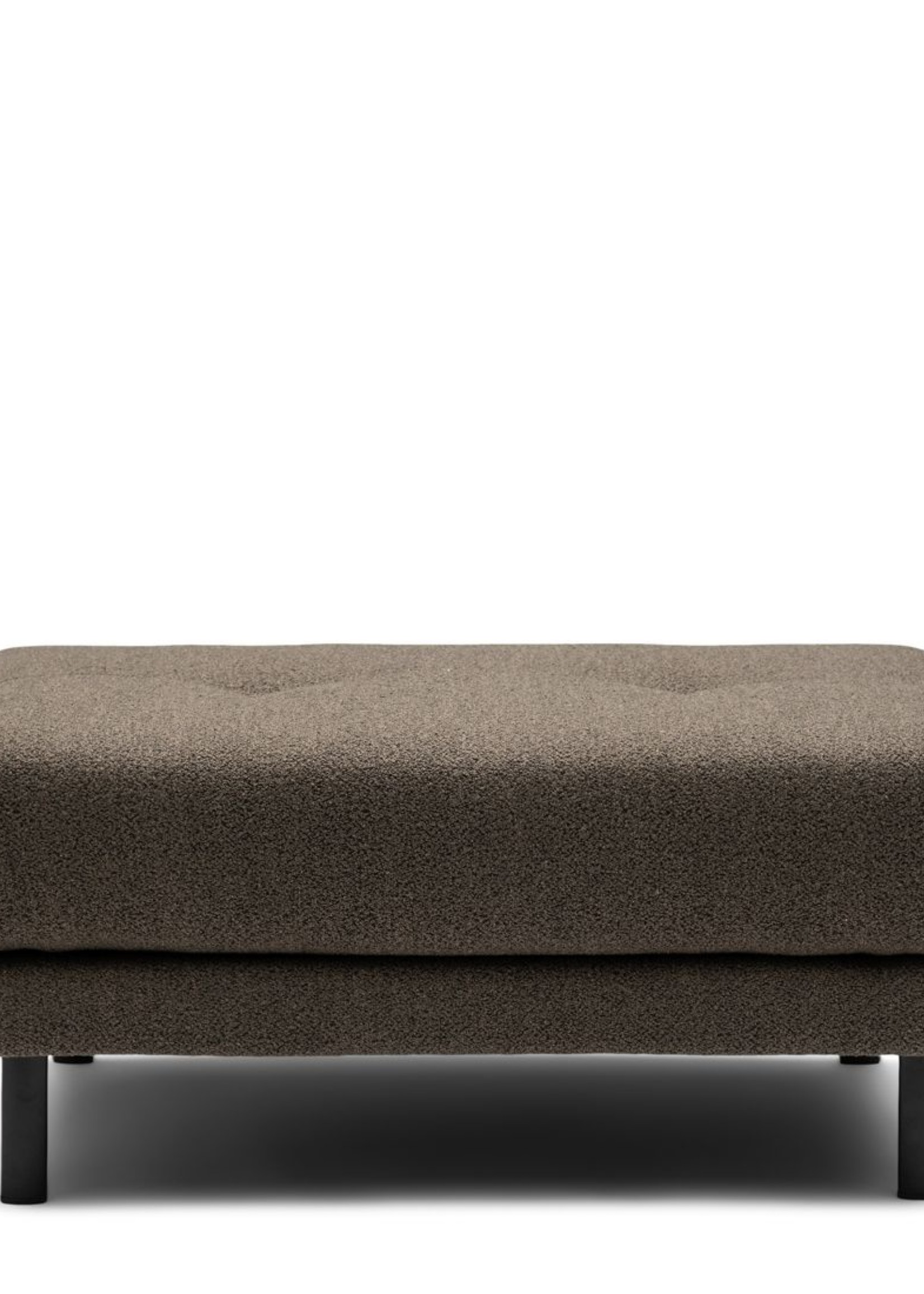 Riviera Maison Bal Harbour Footstool Boucle HedgeH