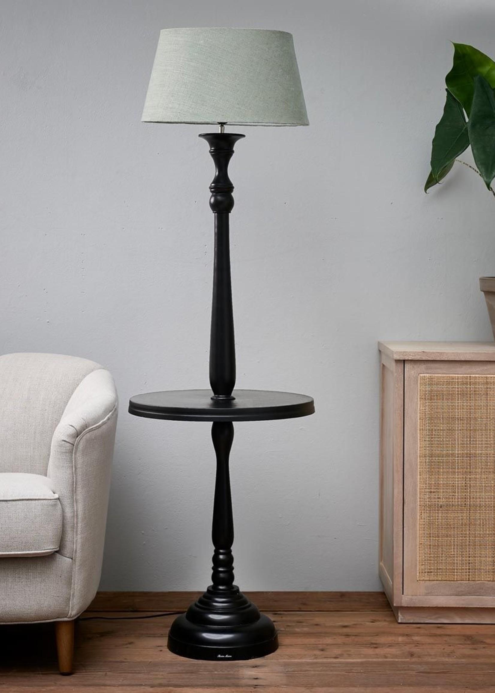 Riviera Maison Clareridge Floor Lamp black