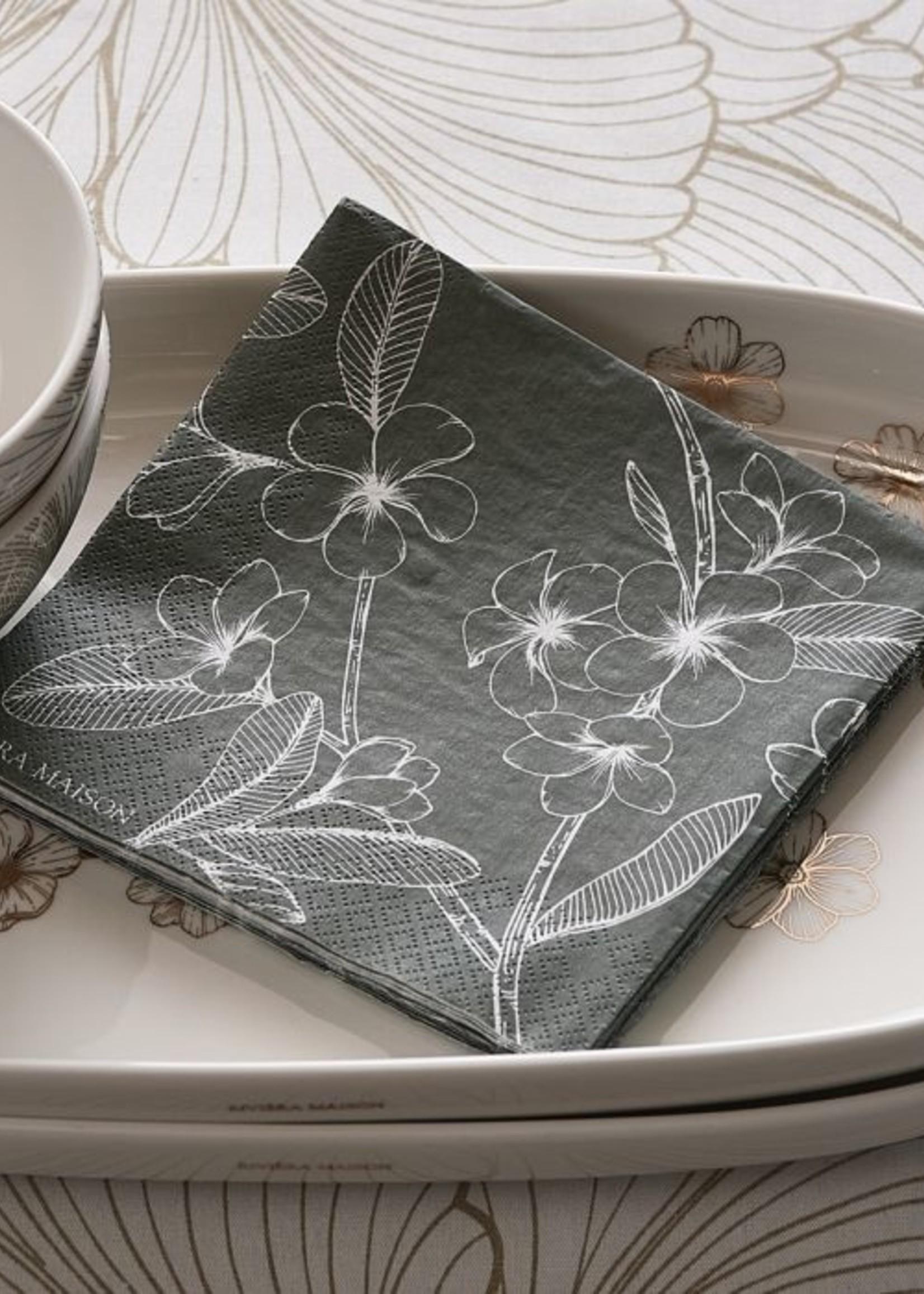 Riviera Maison Paper Napkin Wild Flowers