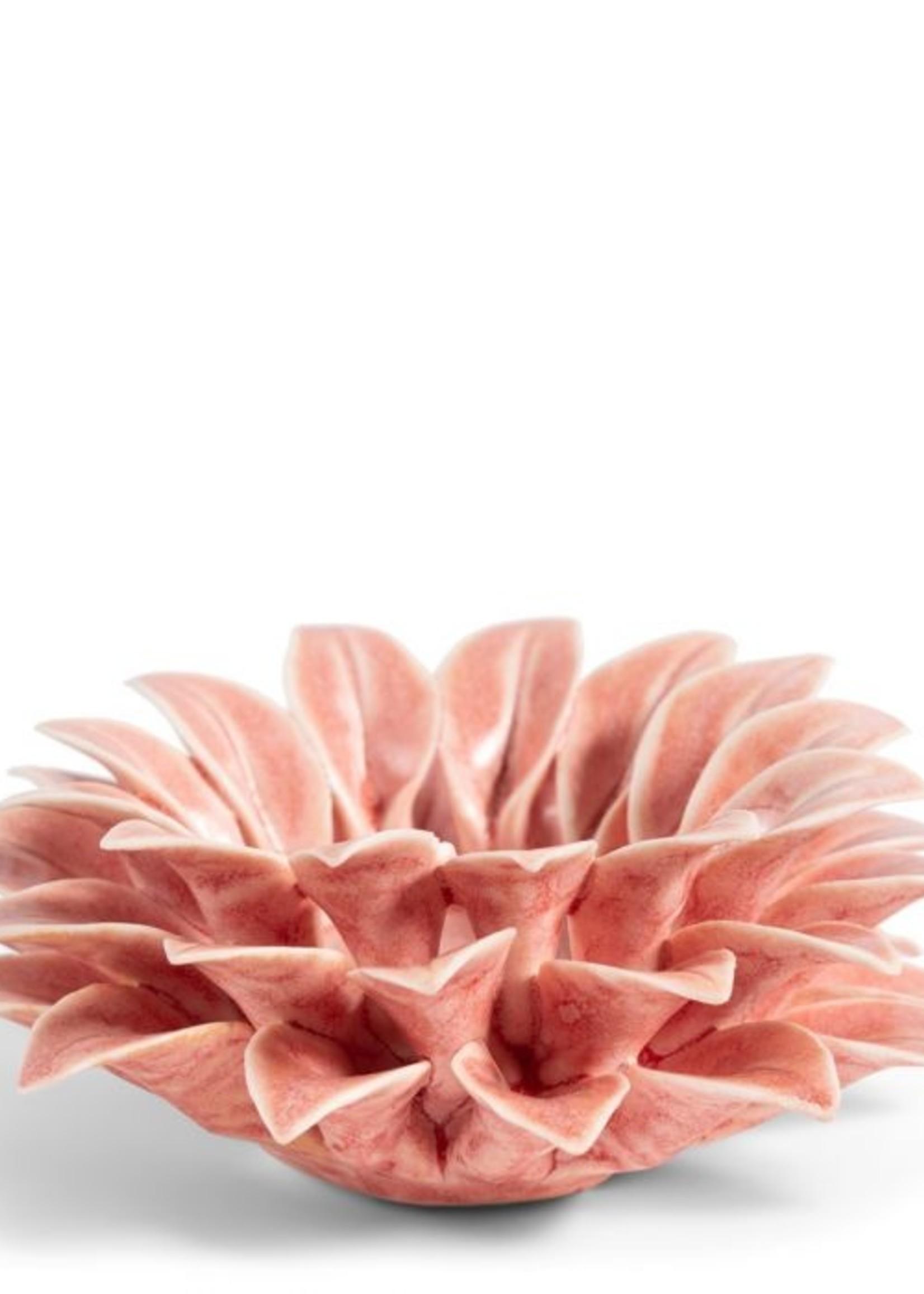 Riviera Maison Pretty Night Flower Votive pink