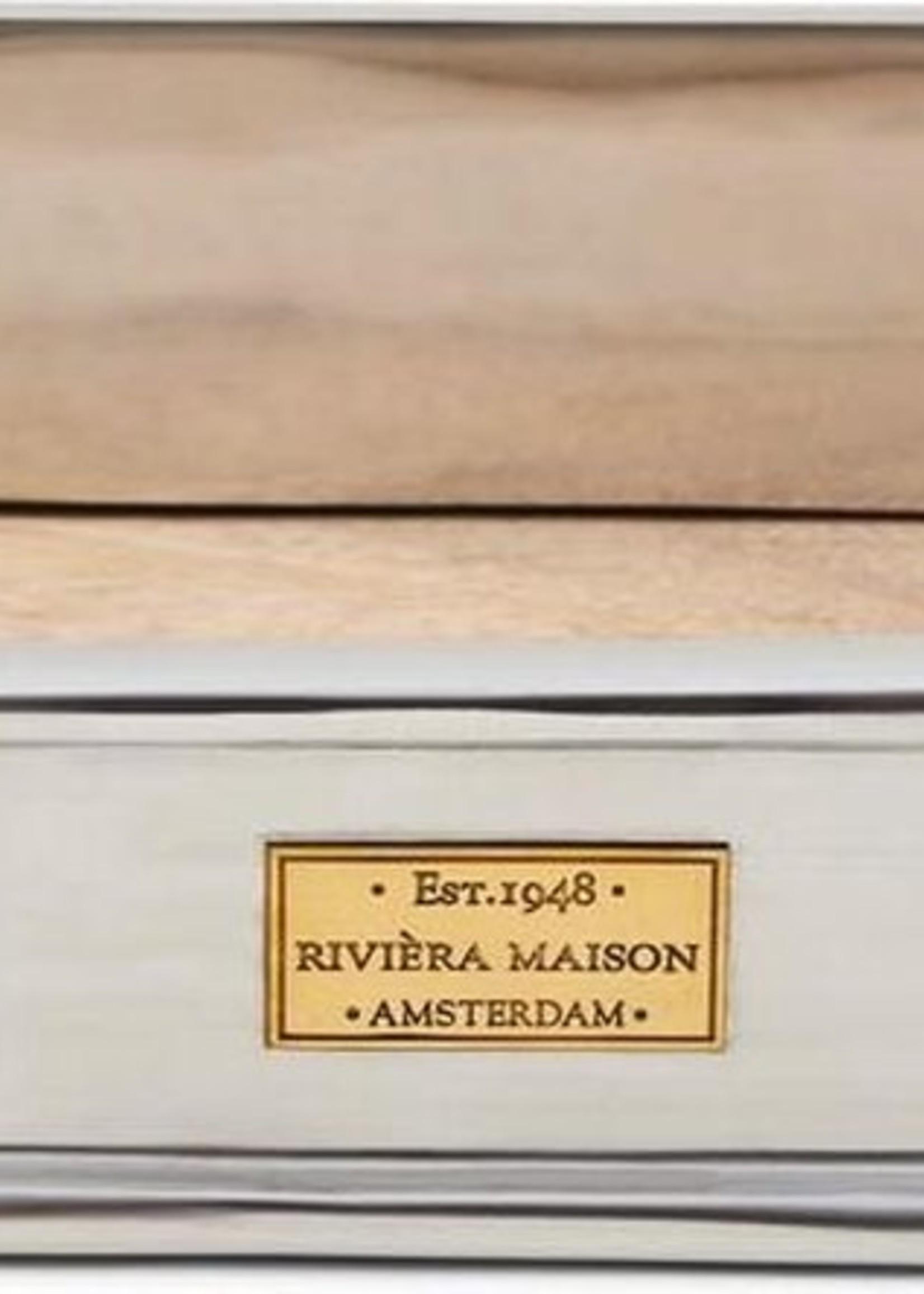 Riviera Maison Vendôme Oval Serving Tray