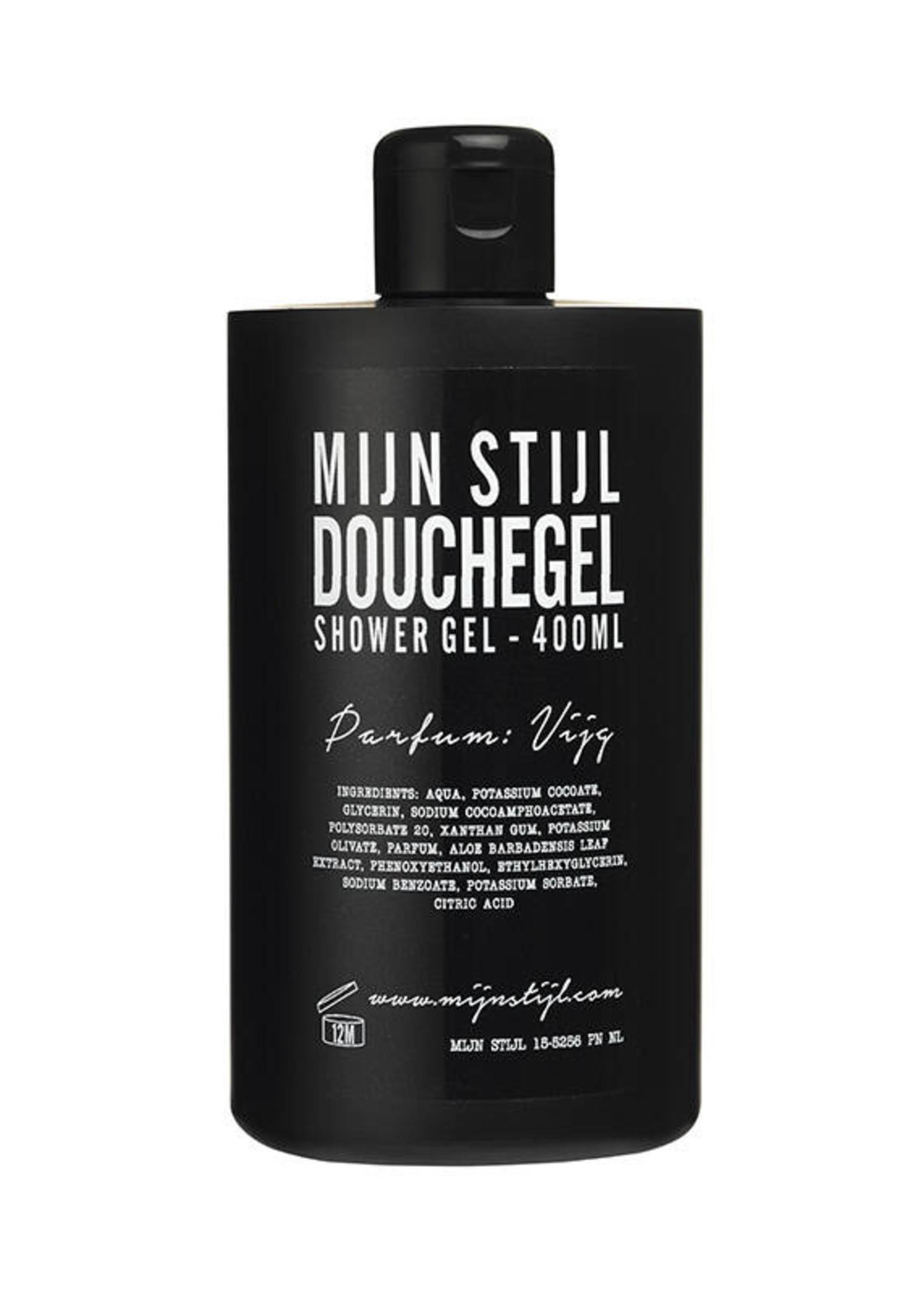 Mijn stijl Douchegel parfum Vijg 400 ML (zwarte fles)