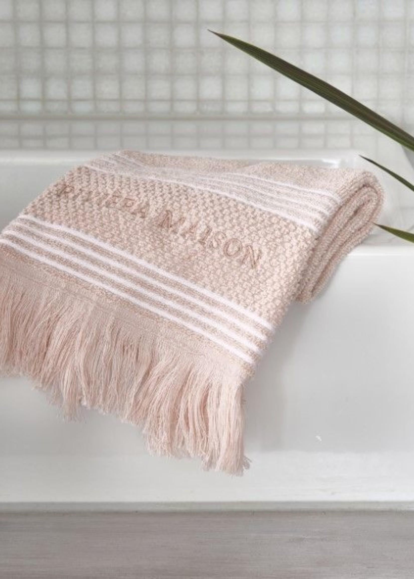 Riviera Maison Serene Guest Towel blossom 50x30