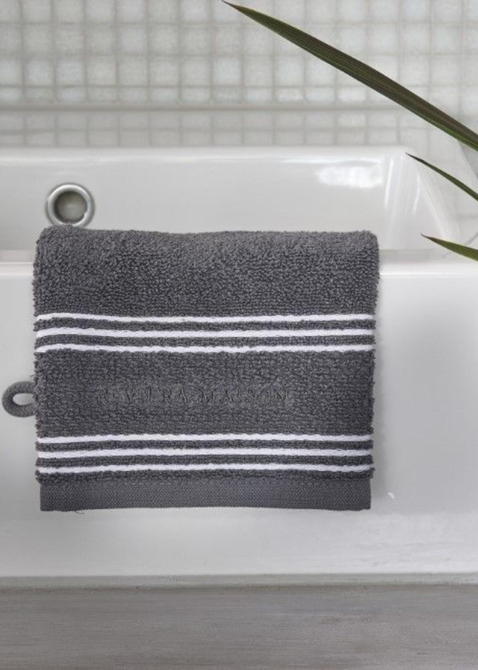 Riviera Maison Serene Washcloth anthracite