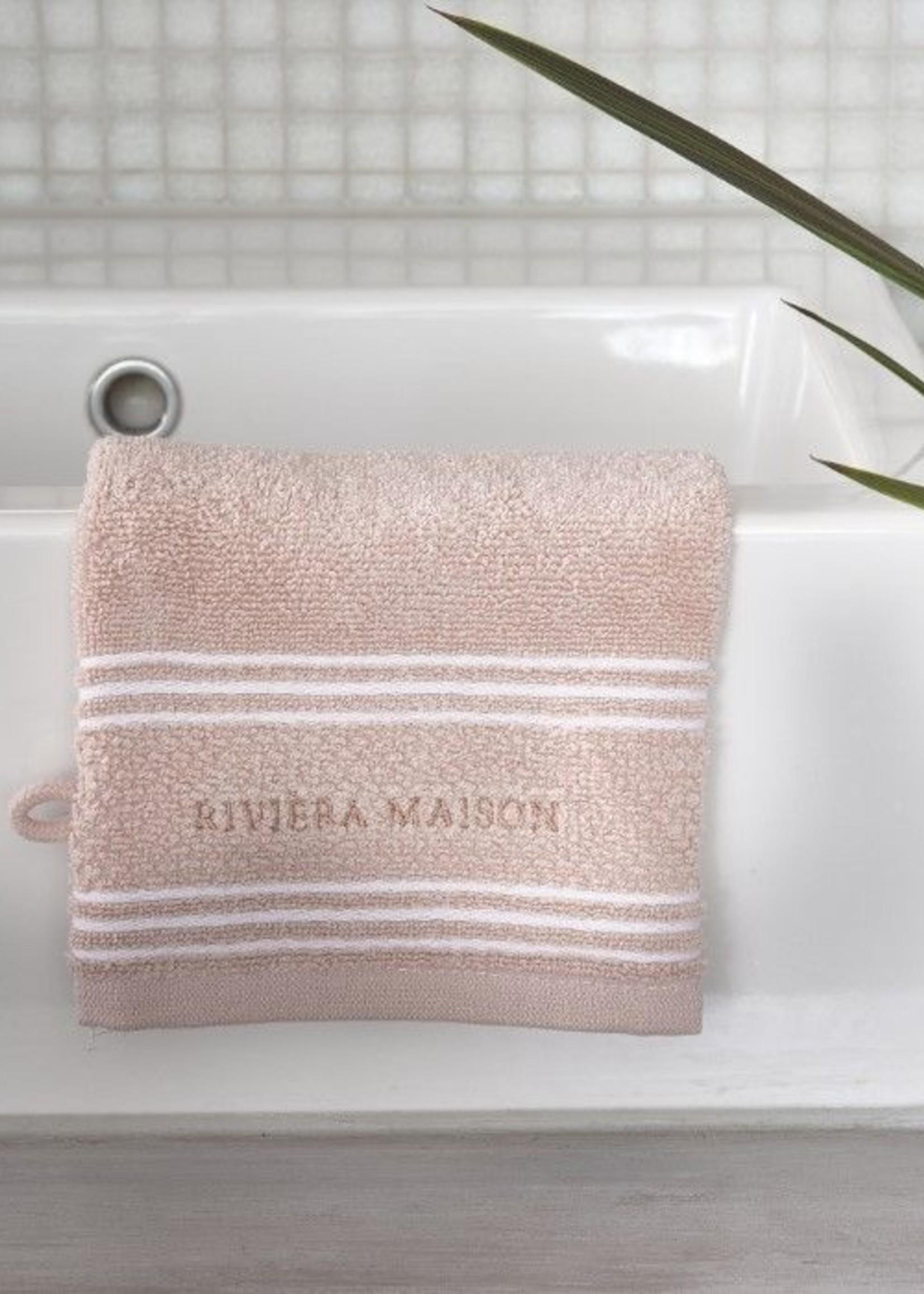 Riviera Maison Serene Washcloth blossom