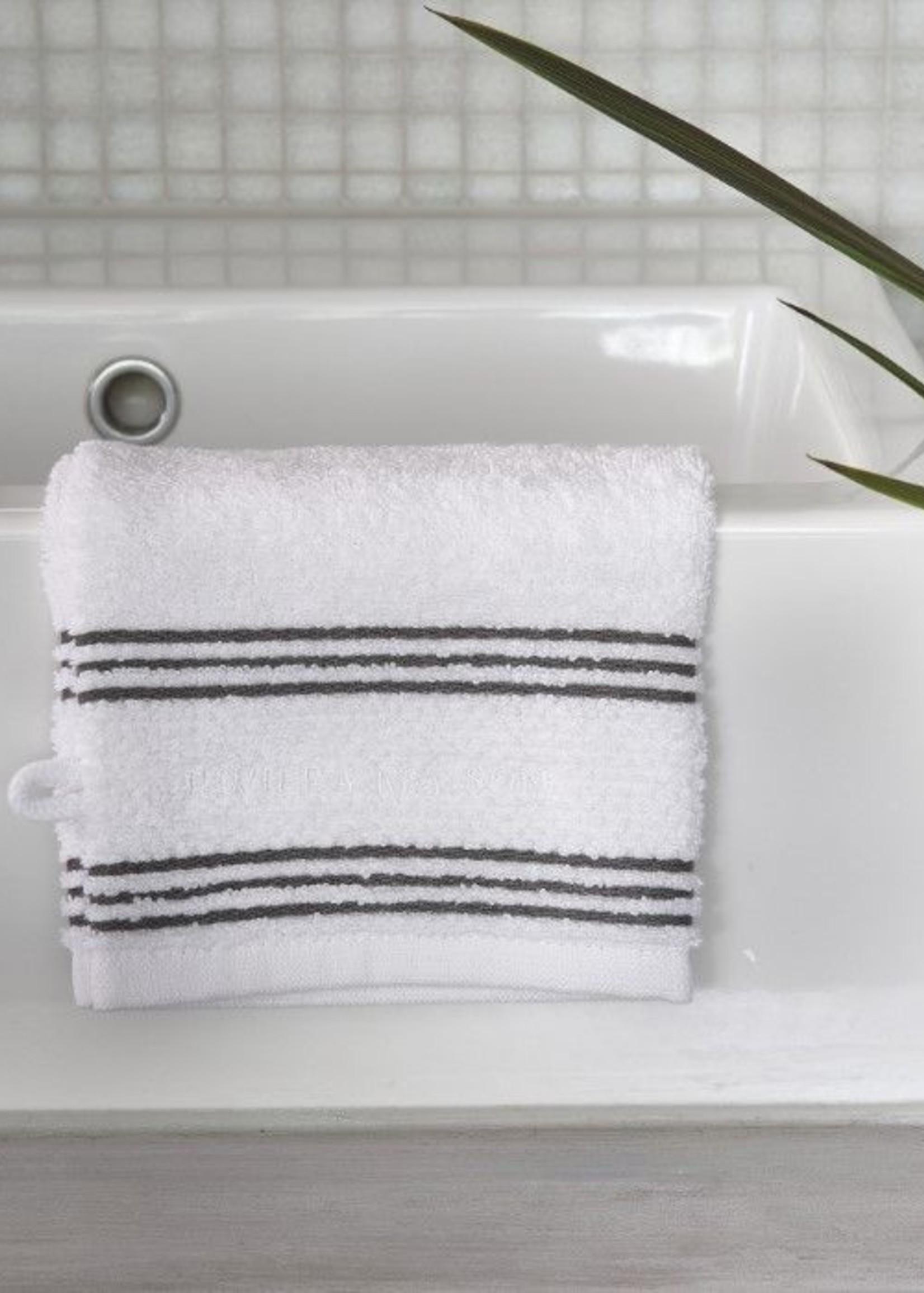Riviera Maison Serene Washcloth white