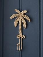 Riviera Maison Rustic Rattan Tropical Palm Hook