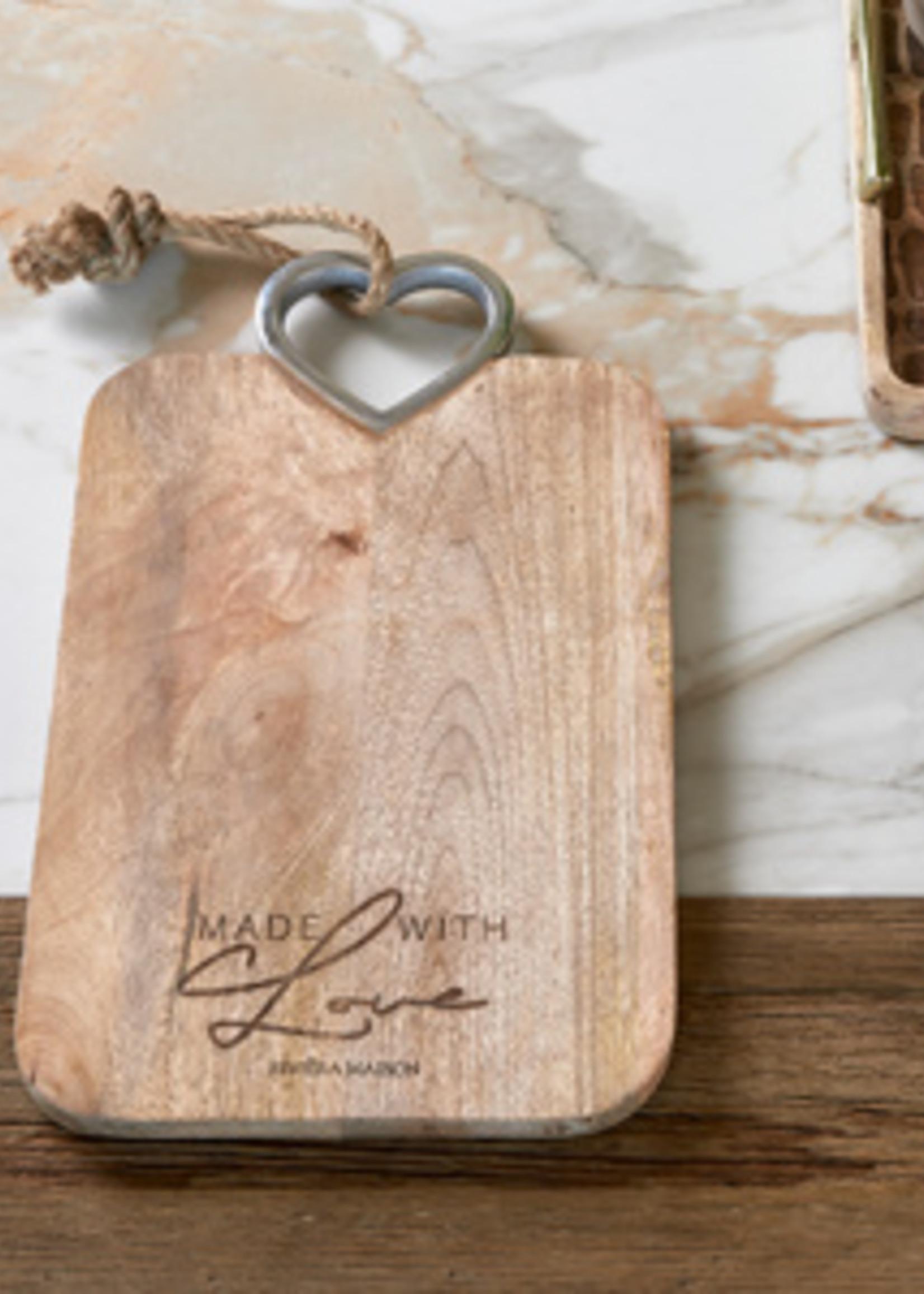 Riviera Maison Pretty Heart Chopping Board