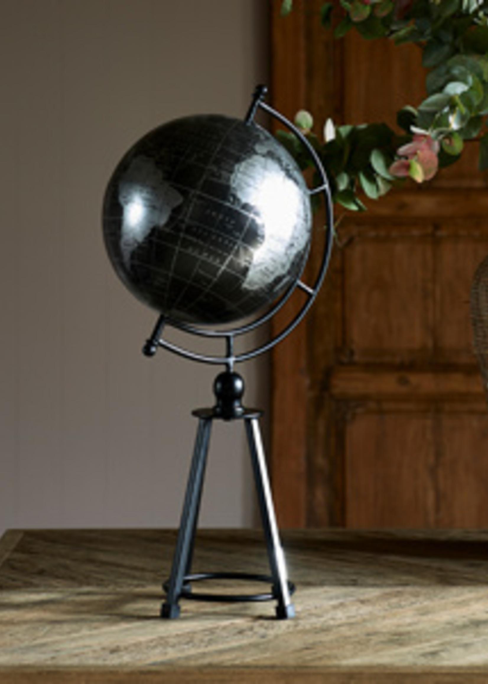 Riviera Maison Greenwich Classic Globe black