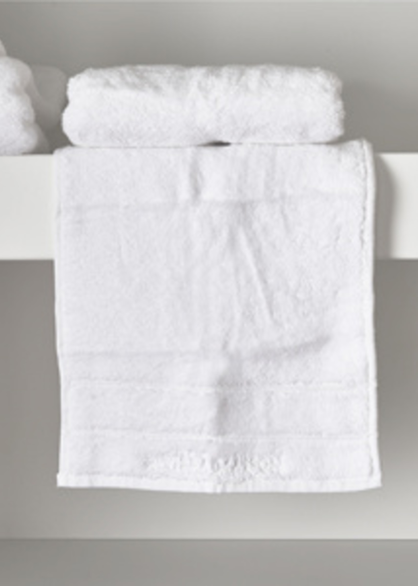 Riviera Maison RM Hotel Guest Towel white 50x30