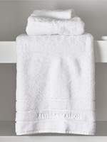 Riviera Maison RM Hotel Towel white 140x70