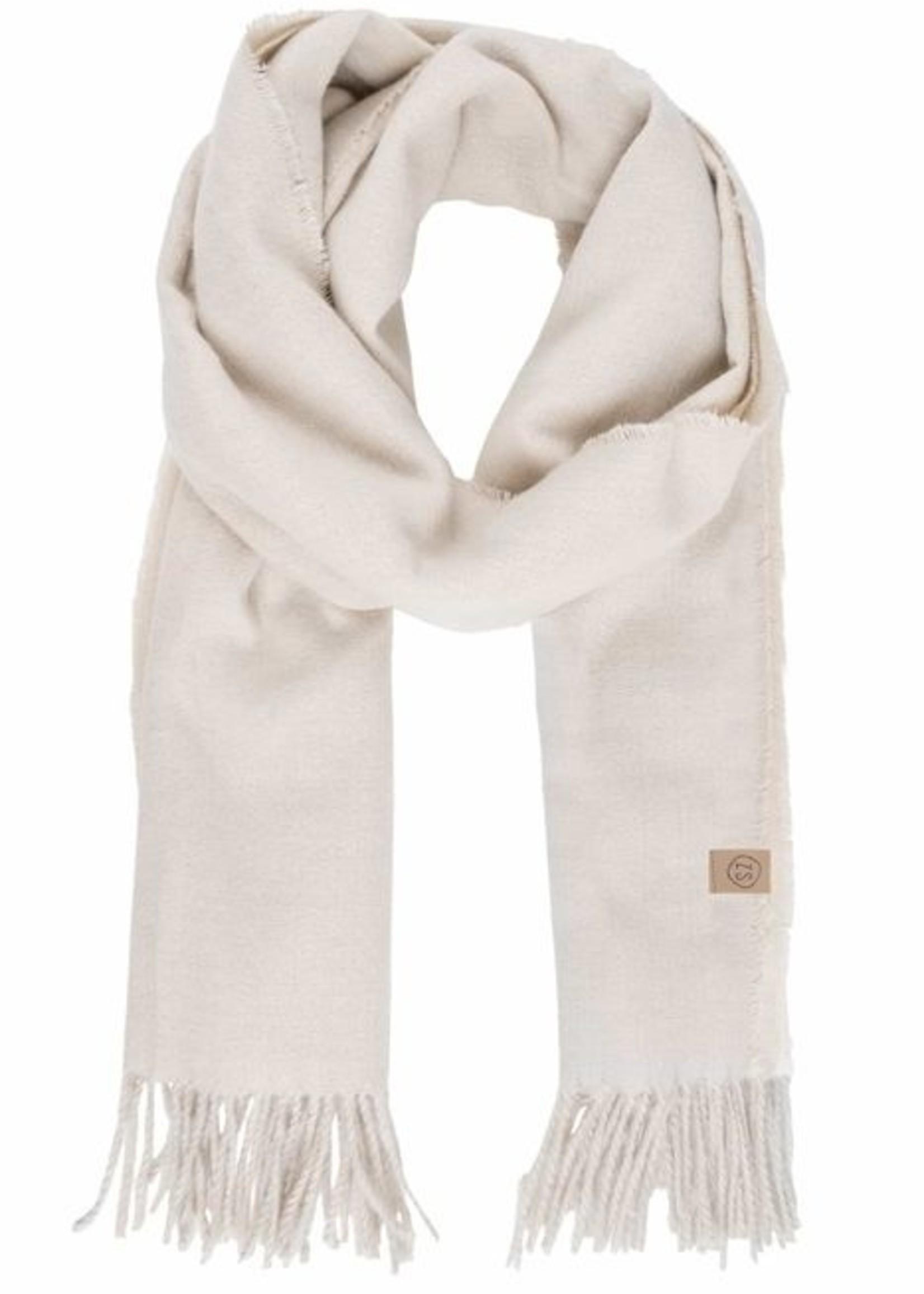 Zusss Basic Sjaal met Franjes