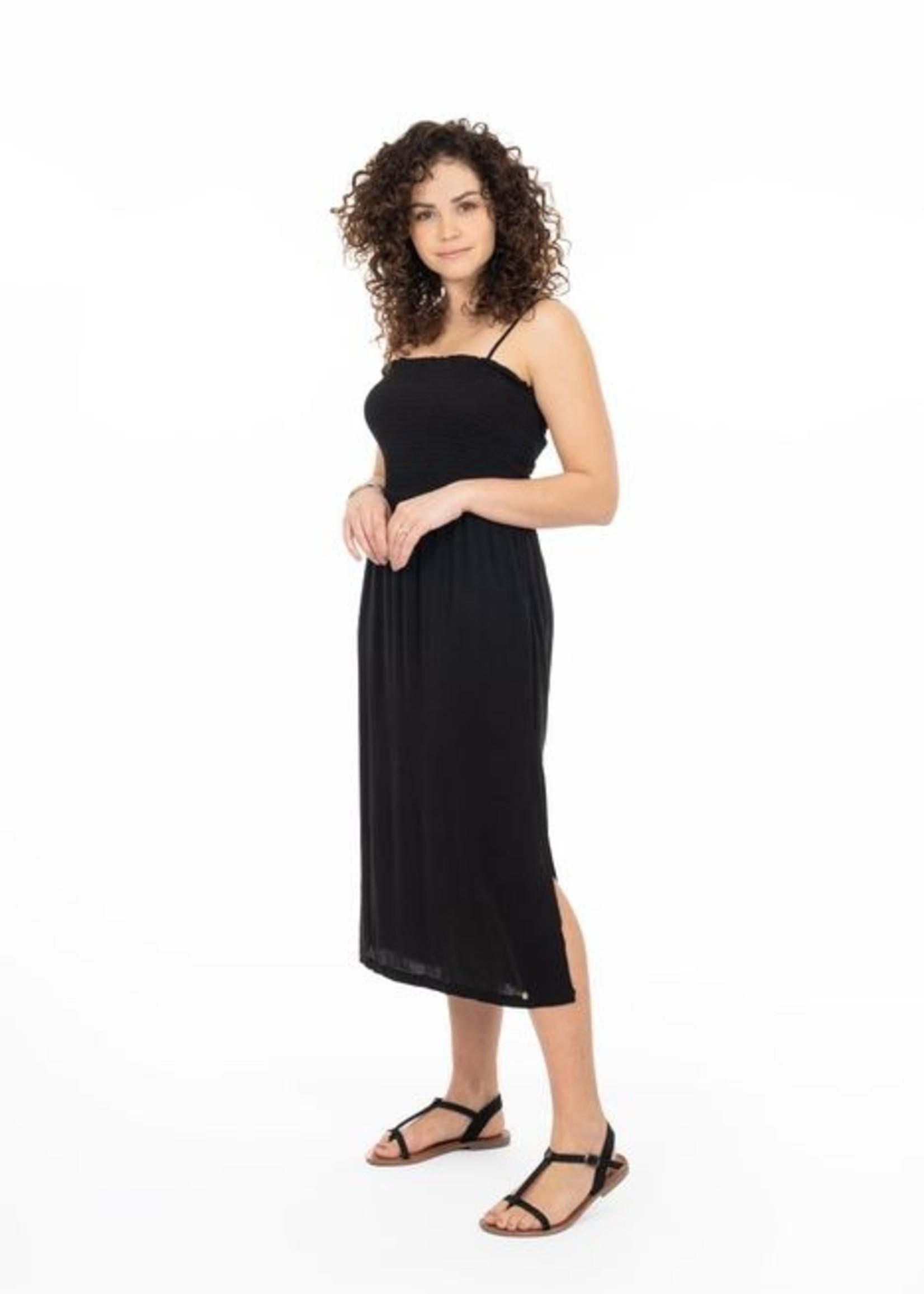 Zusss Lange gesmokte jurk