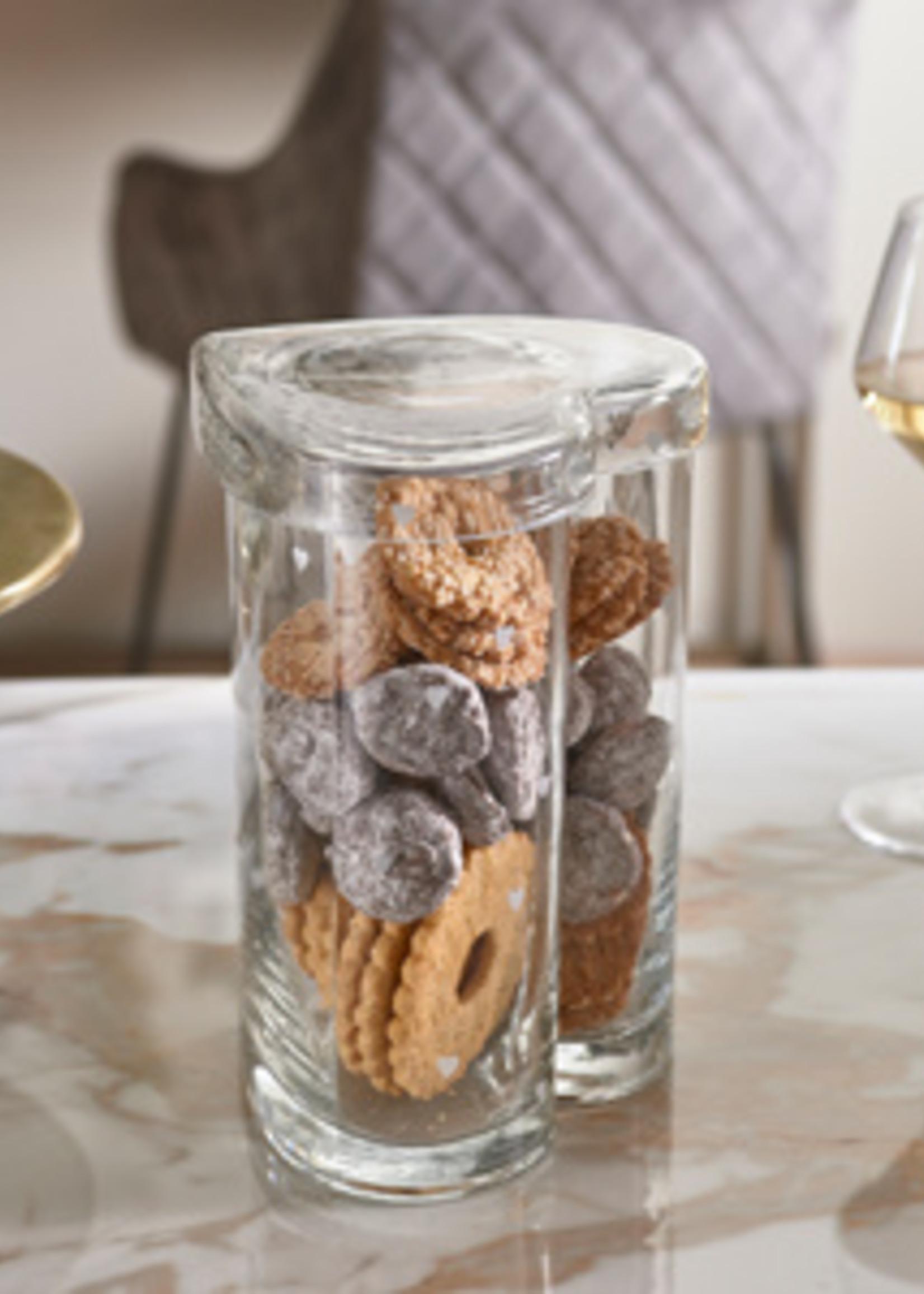 Riviera Maison Happy Heart Storage Jar L