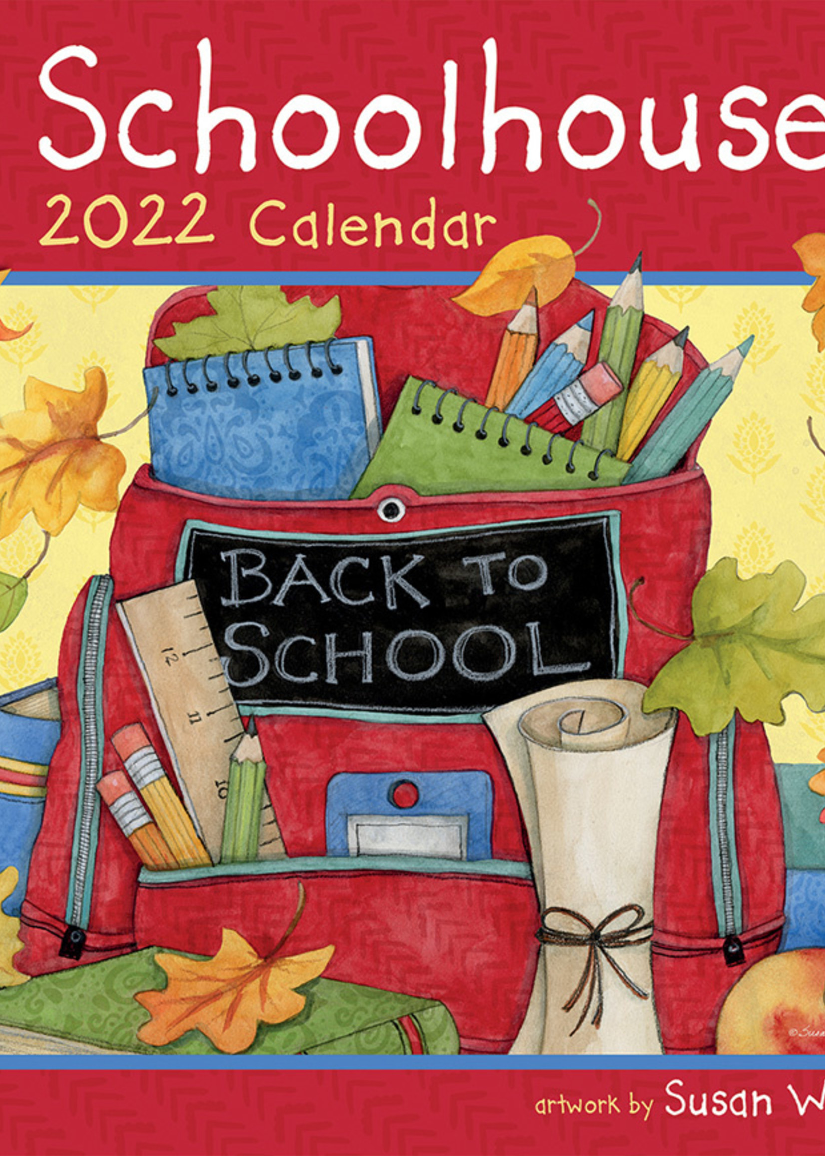 Schoolhouse Calender 2022