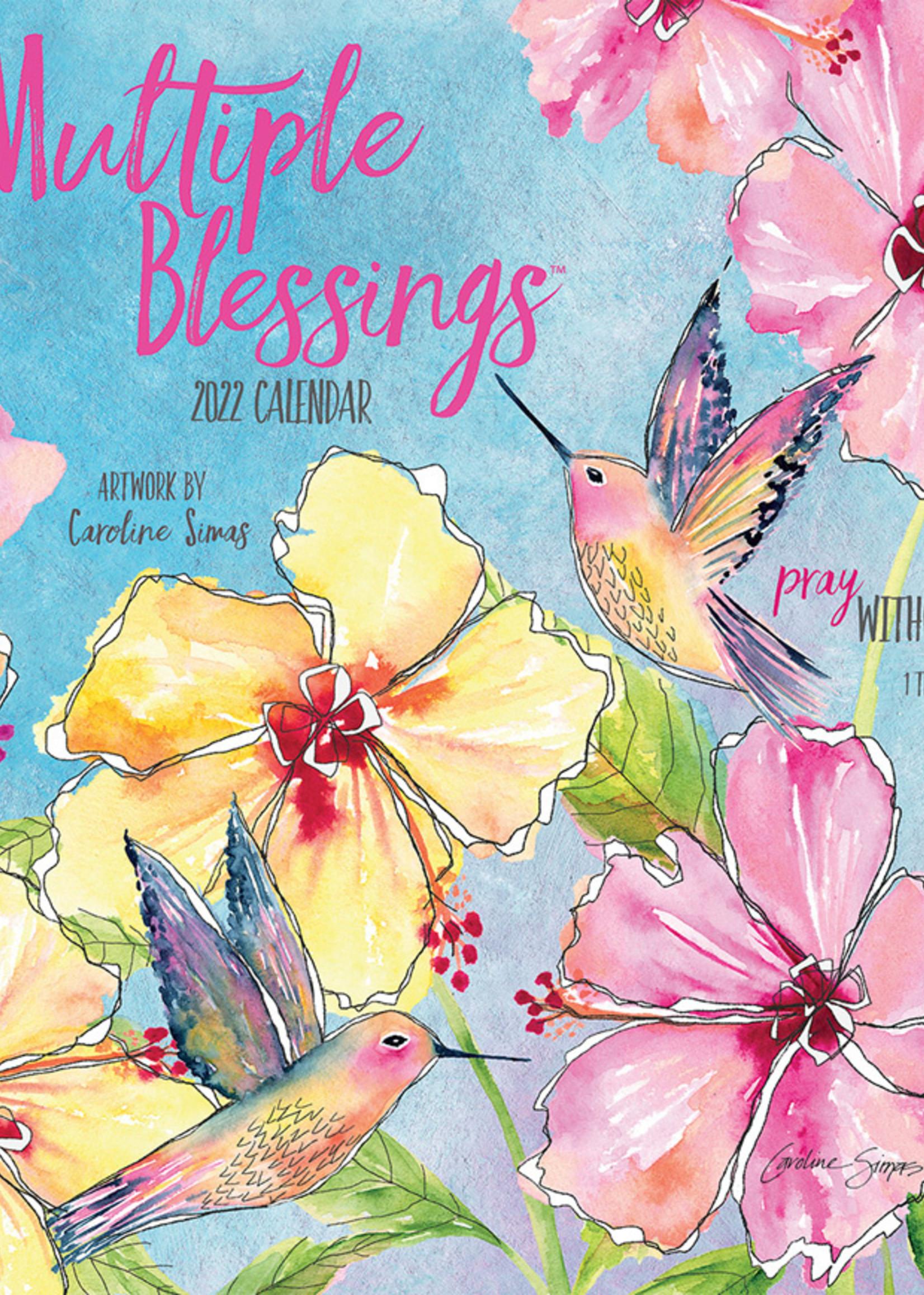Multiple Blessings Calendar 2022