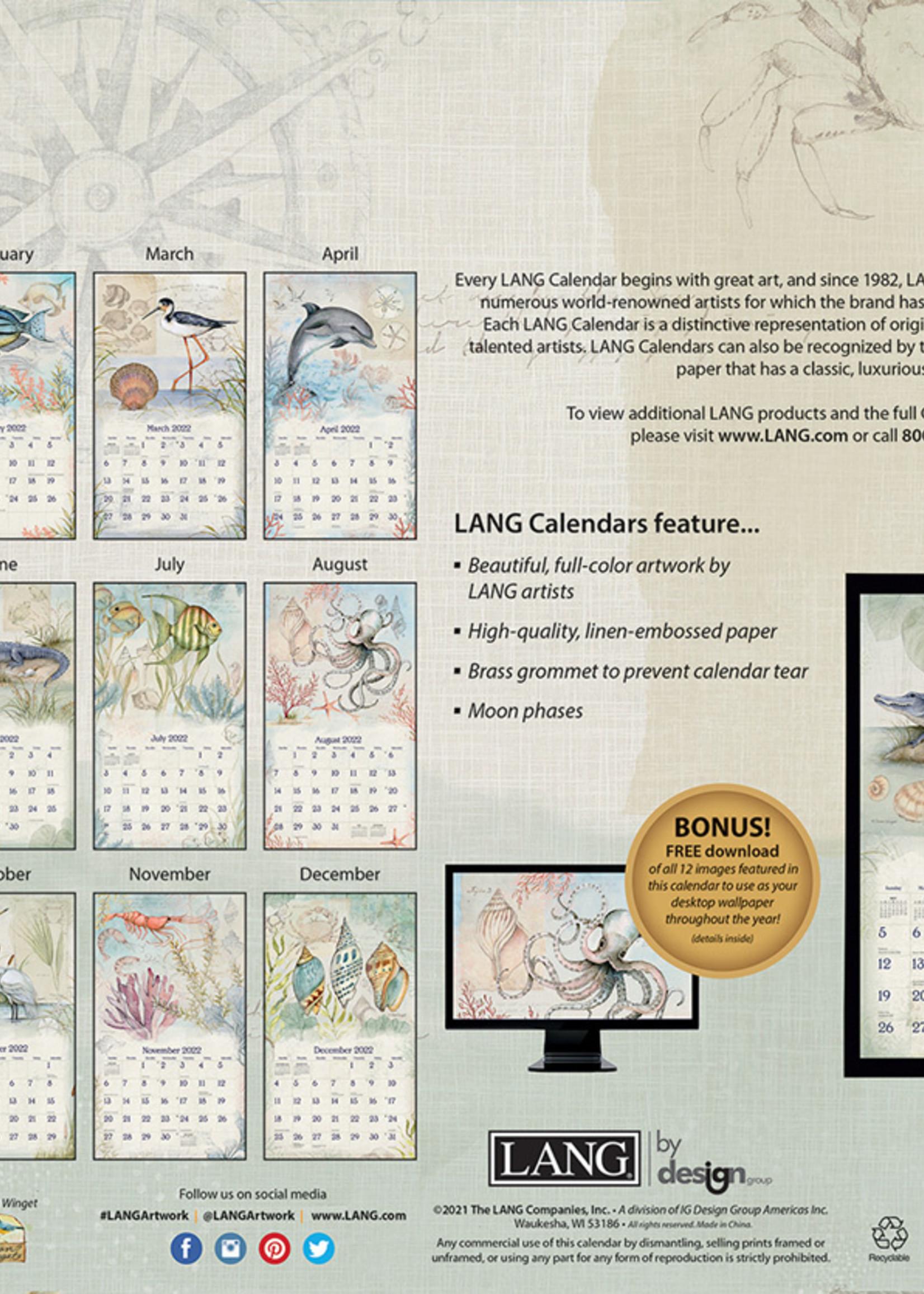 Shoreline Calendar 2022