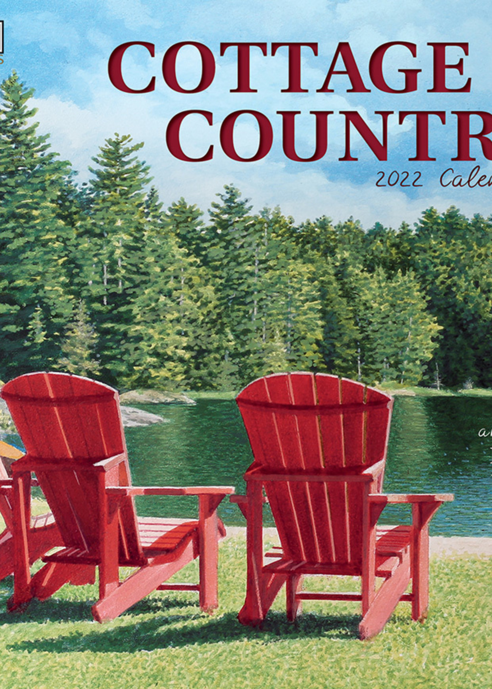 Cottage Country Calendar 2022