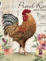 Proud Rooster Calendar 2022