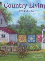 Country Living Calendar 2022