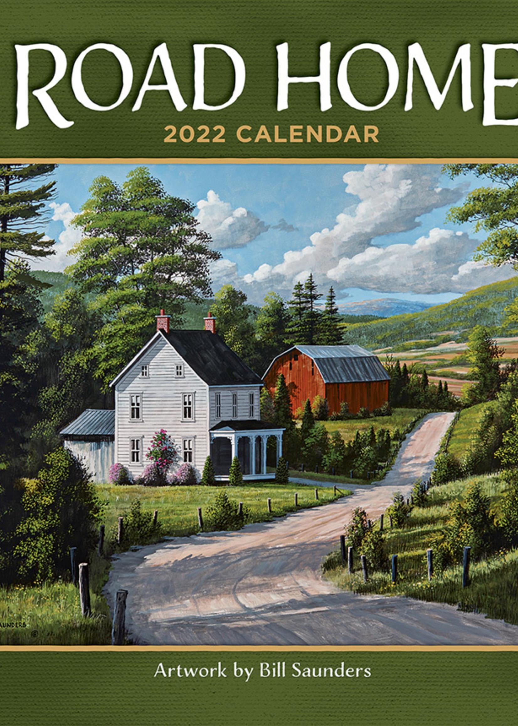 Road Home Calendar 2022