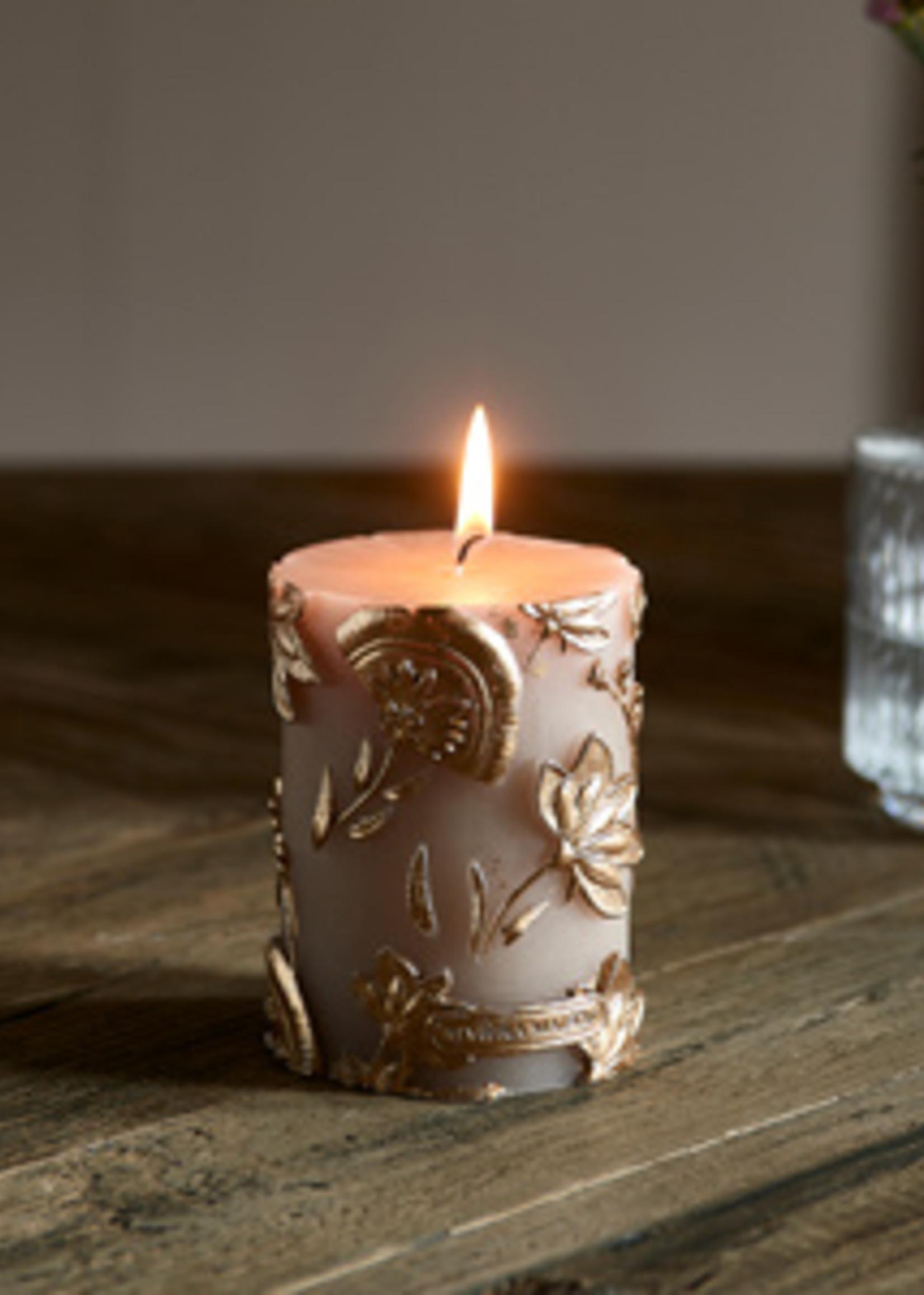 Riviera Maison Poetic Folk Candle 7x10