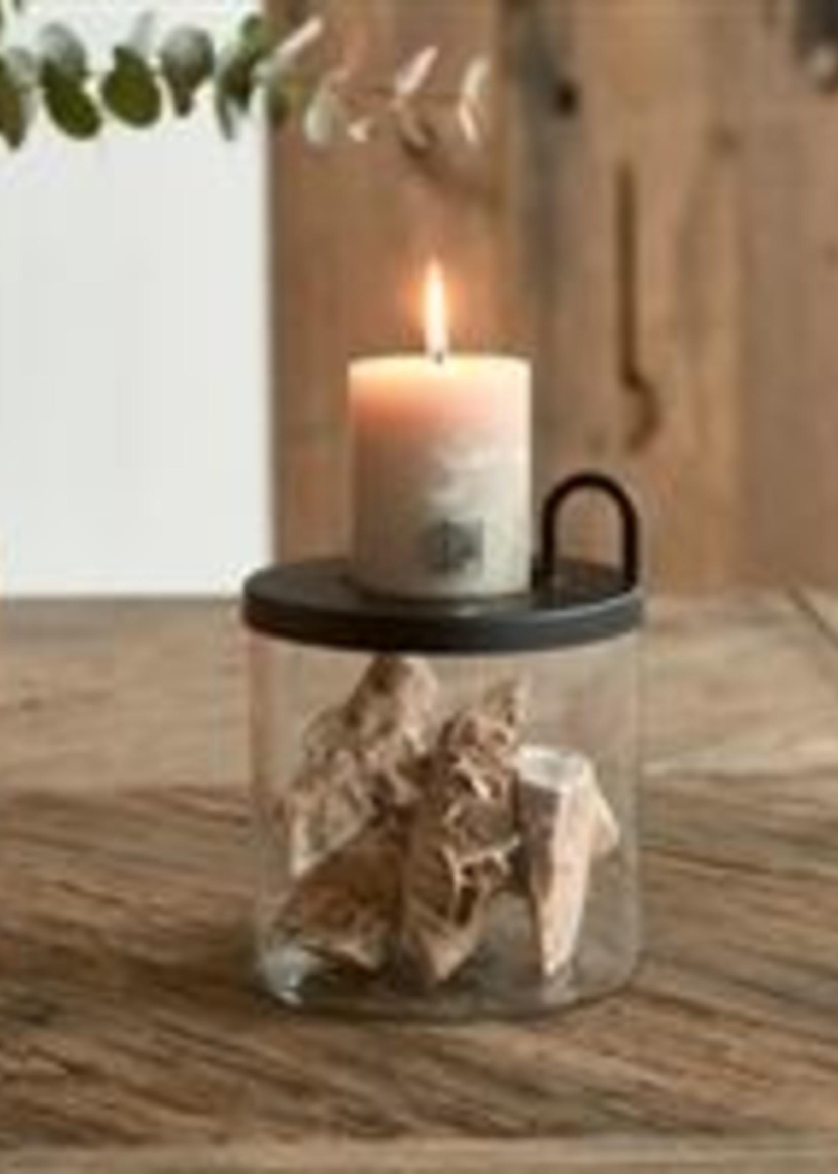 Riviera Maison Carnaby Pillar Candle Holder
