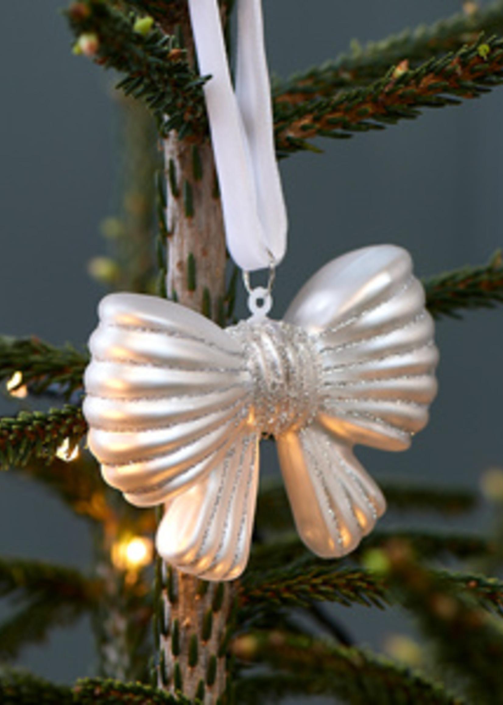 Riviera Maison Sparkling Bow Ornament S