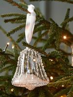 Riviera Maison Glitter & Beads Christmas Bell