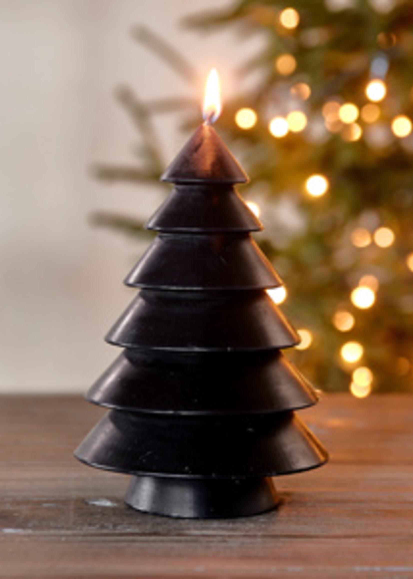 Riviera Maison Wonderful Christmas Candle black