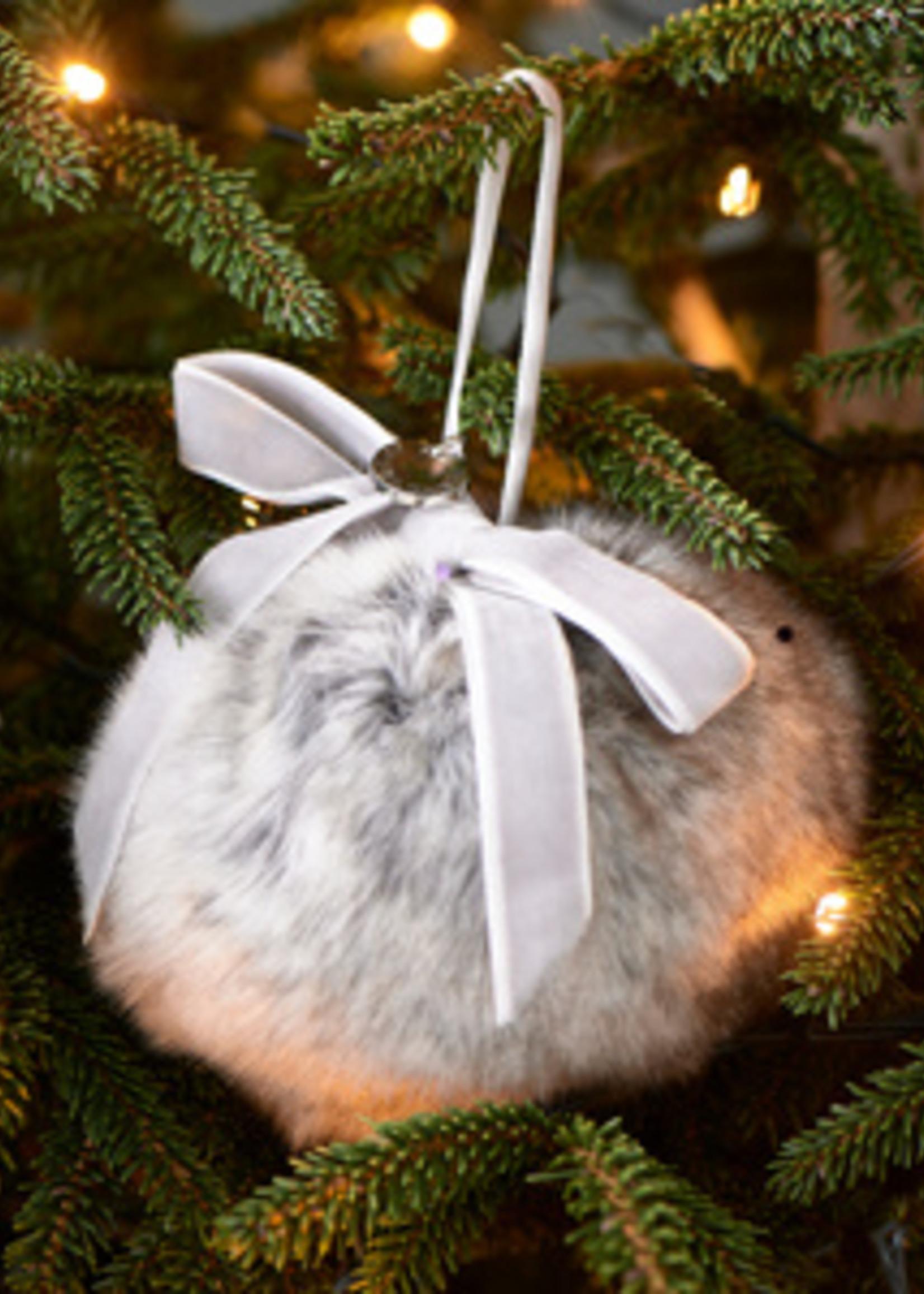 Riviera Maison Fabulous Faux Fur Ornament Dia 10