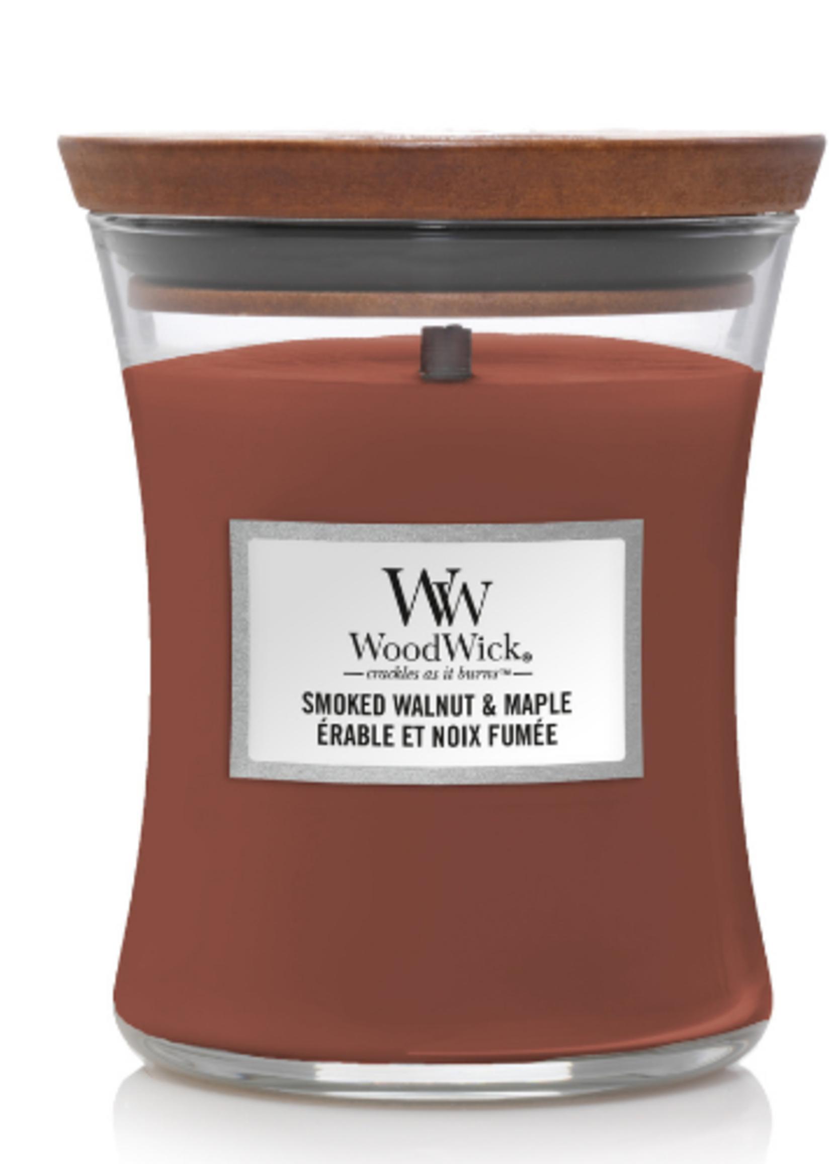 Smoked Walnut & Maple Medium