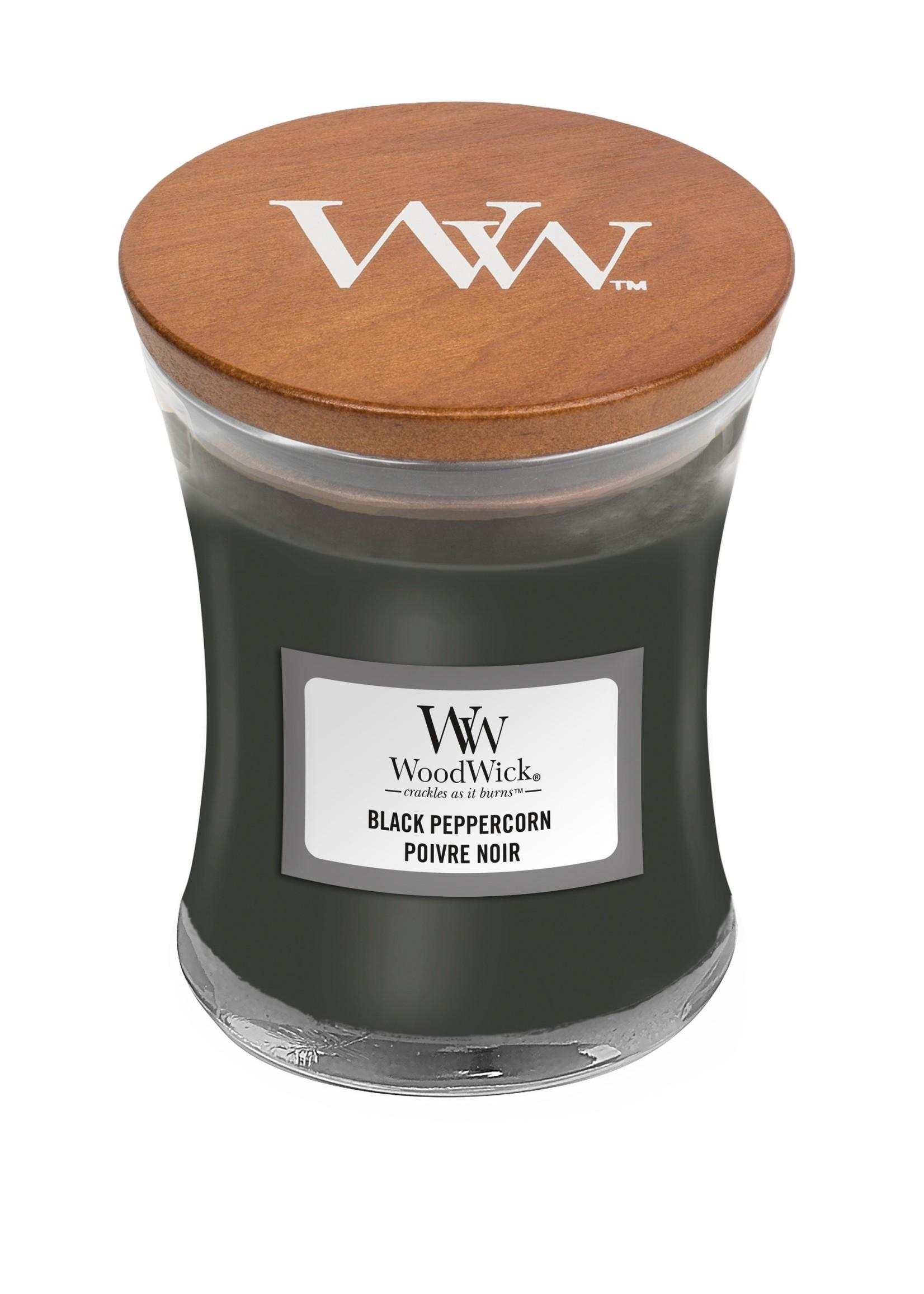Black Peppercorn Mini Candle