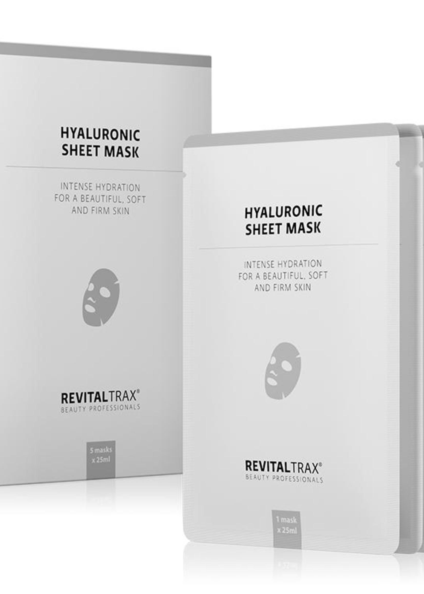 Revitaltrax Hyaloronic Sheet Mask
